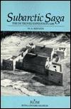 Subarctic saga written by Walter Andrew Kenyon