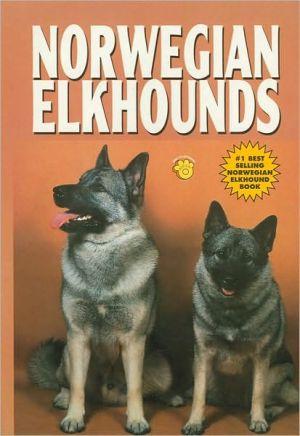 Norwegian Elkhounds book written by Anna Katherine Nicholas