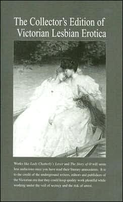 Victorian Lesbian Erotica book written by Major LaCaritilie