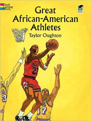 Great African-American Athletes book written by Taylor Oughton