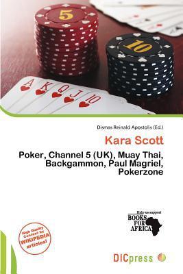 Kara Scott written by Dismas Reinald Apostolis