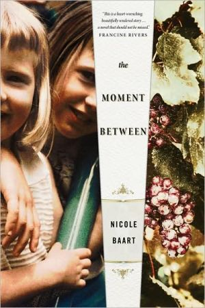 Moment Between book written by Nicole Baart