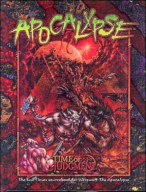 Apocalypse book written by Carl Bowen, Chris Campbell, James Comer