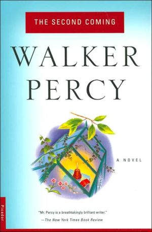 Second Coming book written by Walker Percy