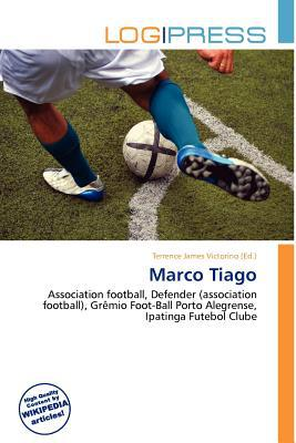 Marco Tiago written by Terrence James Victorino