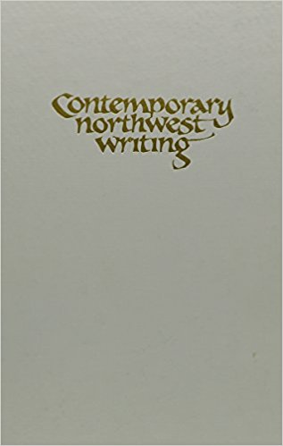 Contemporary Northwest Writing: A Collection of Poetry and Fiction book written by Roy Carlson