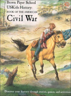 USKids history book written by Howard Egger-Bovet and  Marlene Smith-Baranzini; illustrated by  D. J. Simison;  James J. Rawls, consulting editor