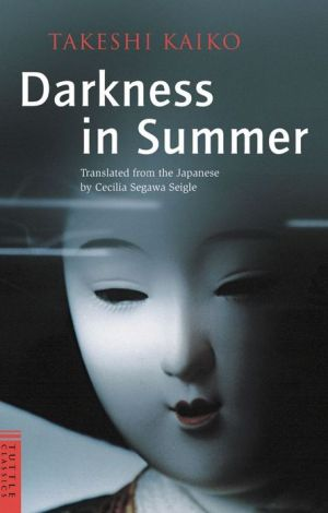 Darkness in Summer book written by Takeshi Kaiko