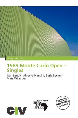 1989 Monte Carlo Open - Singles written by Zheng Cirino