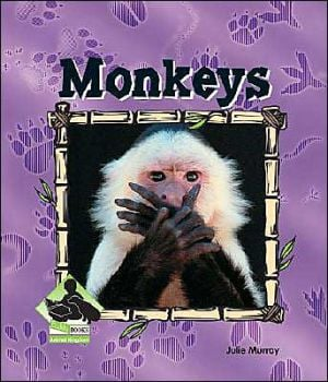 Monkeys book written by Julie Murray