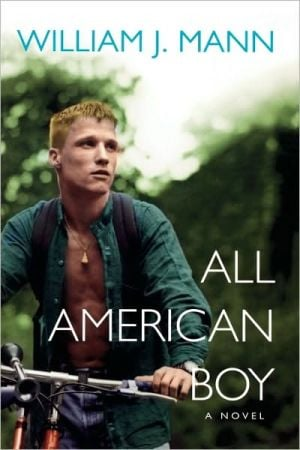 All American Boy book written by William Mann