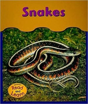 Snakes book written by Patricia Whitehouse