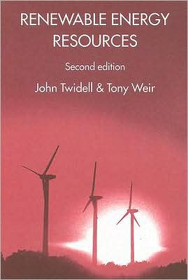 Renewable Energy Resources book written by John Twidell