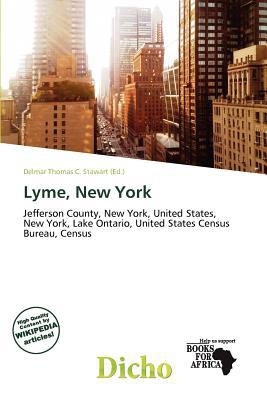 Lyme, New York written by Delmar Thomas C. Stawart