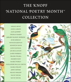 The Knopf National Poetry Month Collection written by Various