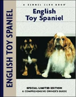 English Toy Spaniel book written by Chelsea Devon