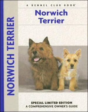 Norwich Terrier (Comprehensive Owners Guides Series) book written by Alice Kane