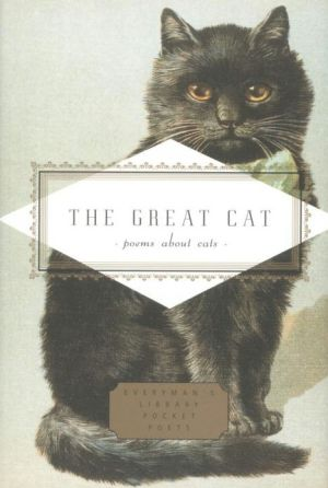 The Great Cat: Poems about Cats book written by Emily Fragos