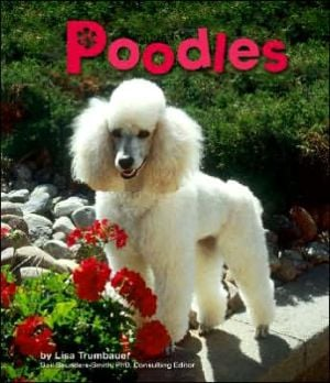 Poodles book written by Lisa Trumbauer