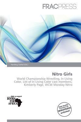 Nitro Girls written by Harding Ozihel