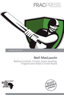 Neil Maclaurin written by Harding Ozihel