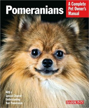 Pomeranians book written by Joe Stahlkuppe