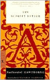 The Scarlet Letter (Modern Library Classics Series) written by Nathaniel Hawthorne