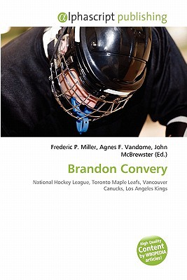 Brandon Convery written by Frederic P. Miller