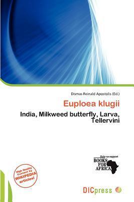 Euploea Klugii written by Dismas Reinald Apostolis