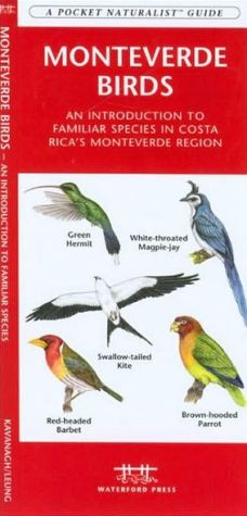 Monteverde Birds: An Introduction to Familiar Species in Costa Rica's Monteverde Region book written by James Kavanagh