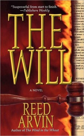 The Will book written by Reed Arvin
