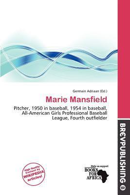 Marie Mansfield written by Germain Adriaan