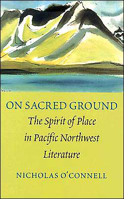 On Sacred Ground book written by Nicholas OConnell