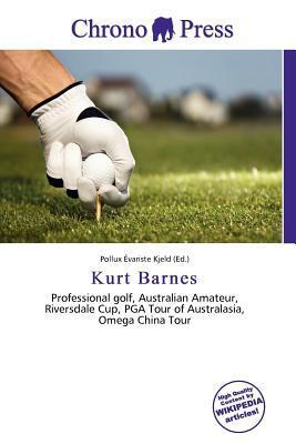 Kurt Barnes written by Pollux Variste Kjeld