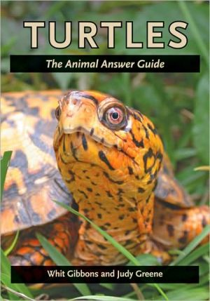 Turtles: The Animal Answer Guide book written by Whit Gibbons
