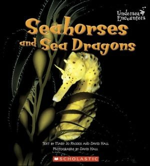 Seahorses and Sea Dragons written by Mary Jo Rhodes
