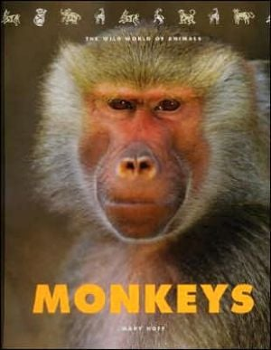 Monkeys book written by Mary King Hoff
