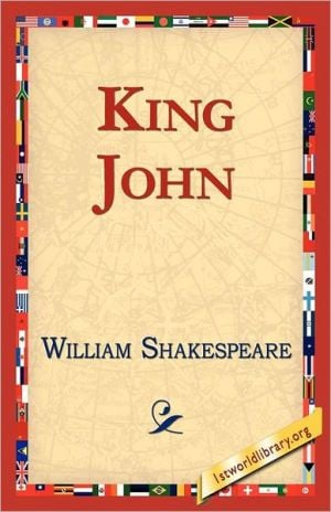 King John book written by William Shakespeare