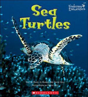 Sea Turtles (Undersea Encounters Series) book written by Mary Jo Rhodes