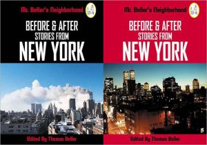 Before and after: Stories from New York book written by Thomas Beller