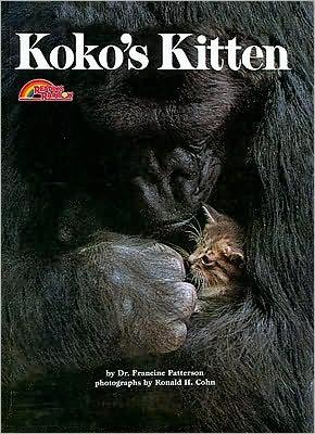 Koko's Kitten book written by Francine Patterson