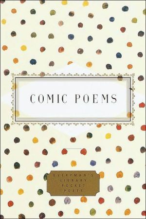 Comic Poems book written by Peter Washington