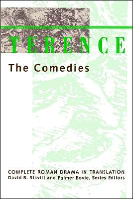 The Terence: The Comedies book written by Terence