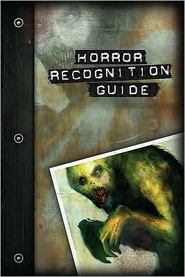 Hunter Horror Recognition Guide written by White Wolf