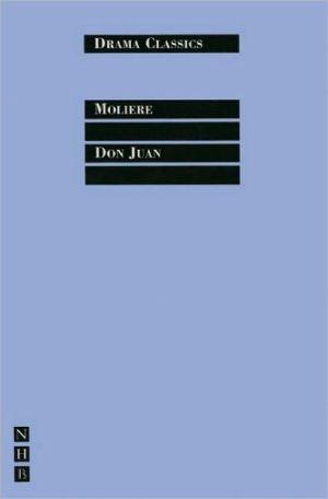 Don Juan book written by Moliere