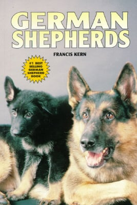 German Shepherds book written by Francis Kern