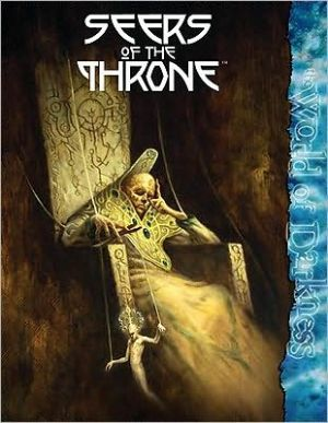 Mage Seers of the Throne book written by White Wolf