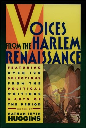 Voices from the Harlem Renaissance written by Nathan Irvin Huggins