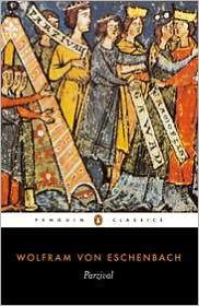 Parzival book written by Wolfram von Eschenbach