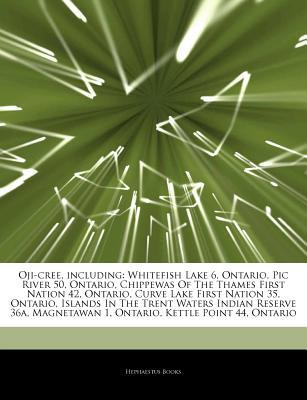 Articles on Oji-Cree, Including written by Hephaestus Books